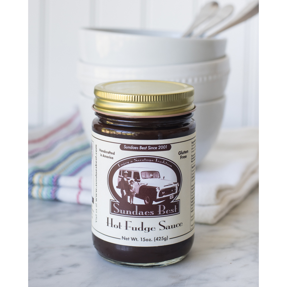 Sundaes Best Original Hot Fudge